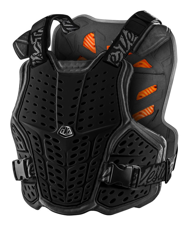 TLD ROCKFIGHT CE CHEST PROTECTOR BLACK XL/2X