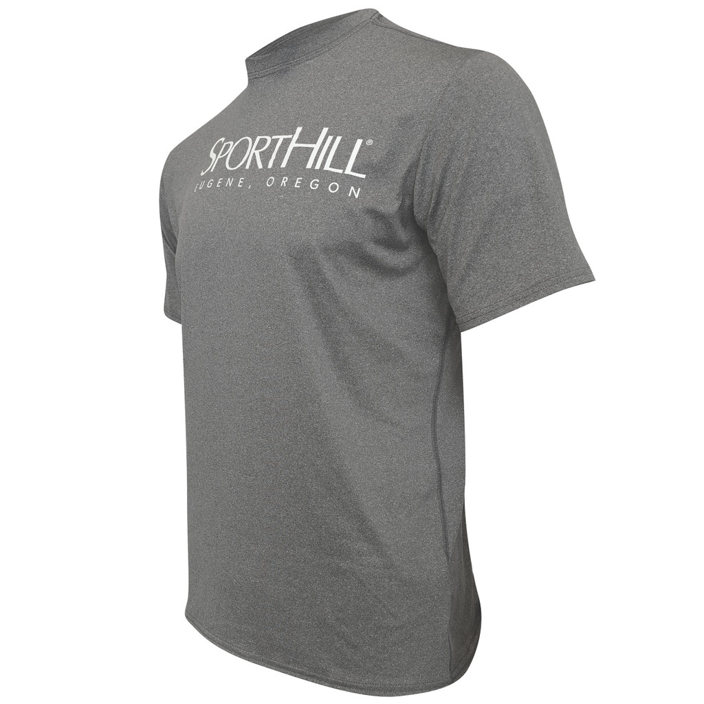 Men's TempTech™ Shortsleeve Logo Crew