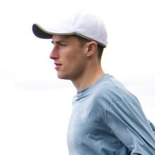 Reflective Mesh Running Cap