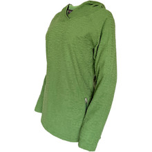 Women's Hooded Fleece Pullover
