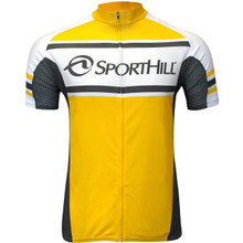 Men's SportHill Retro Cycling Jersey