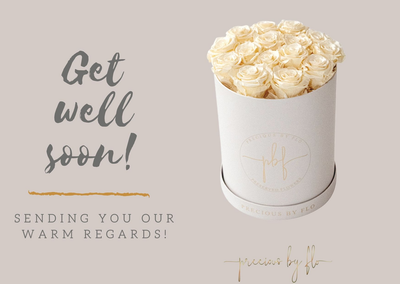 Get Well Soon e-Gift Card