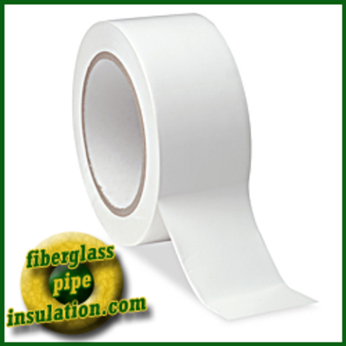 PVC White Vinyl Tape