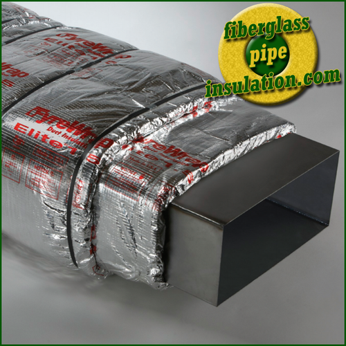 Unifrax Fyrewrap Elite 1.5 Duct Insulation Fire Protection