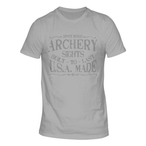 USA Made Built Tough T-Shirt