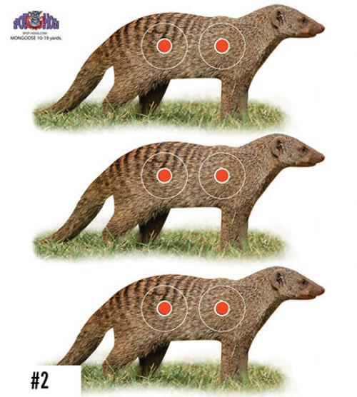Mongoose Safari Target
