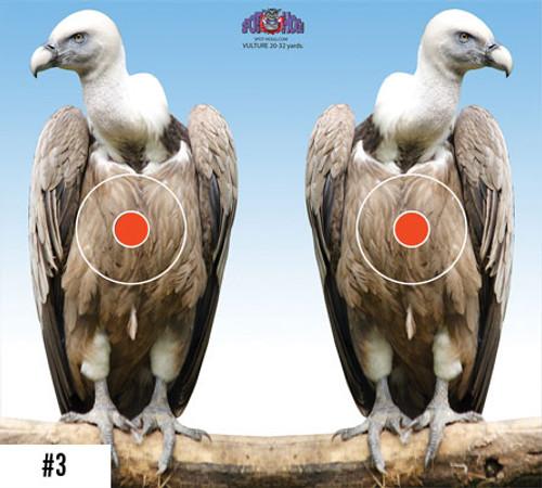 Vultures Safari Target