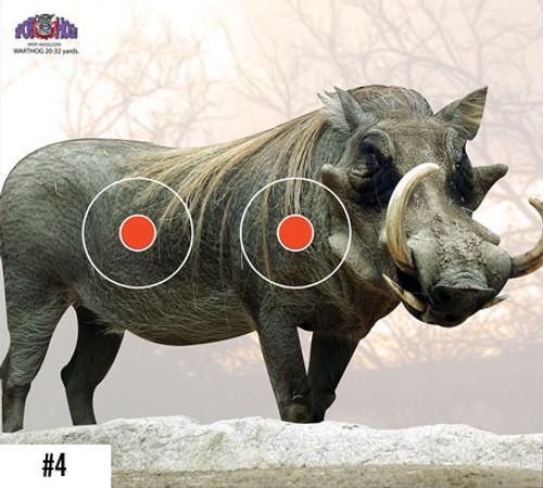 Warthog Safari Target