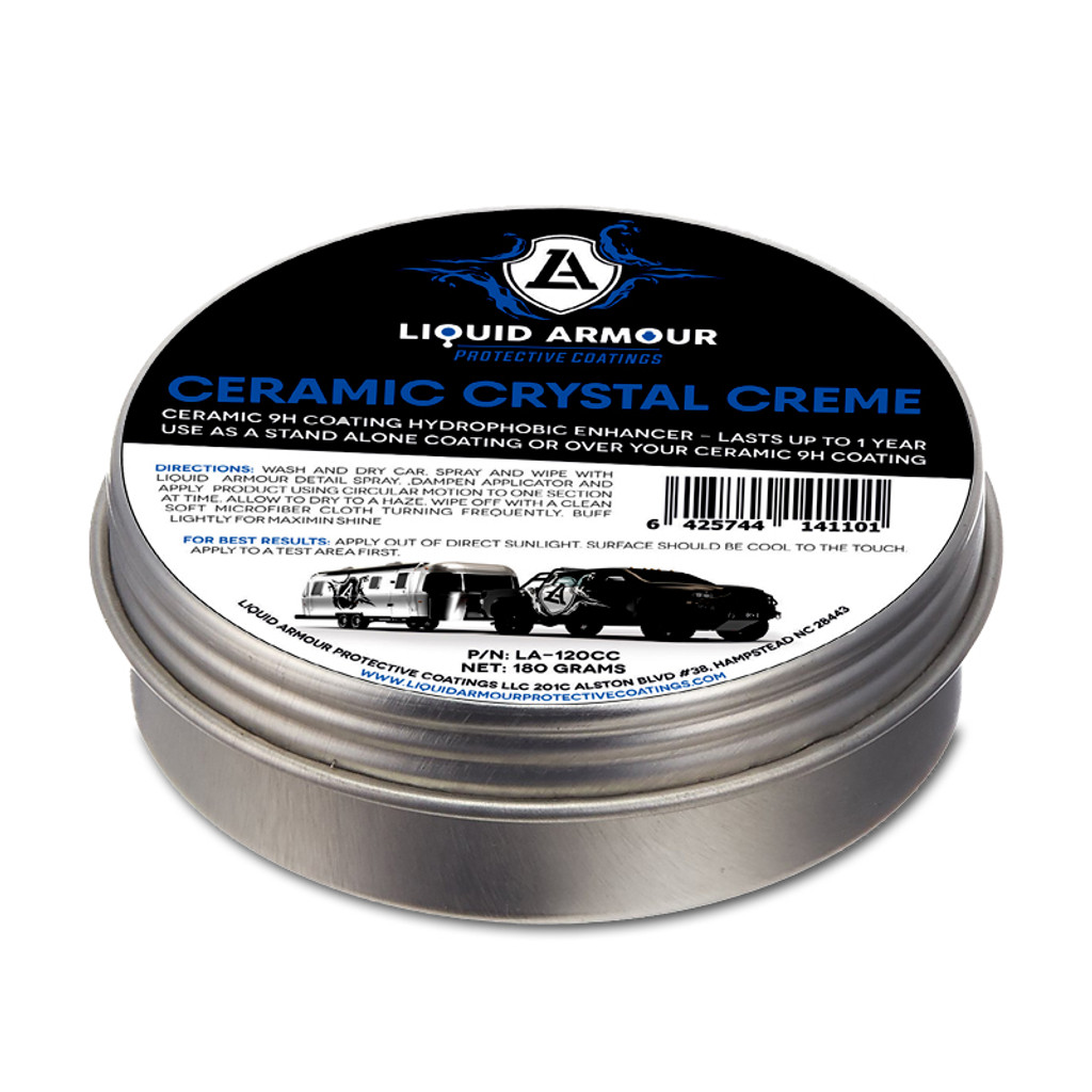 Ceramic Crystal Creme