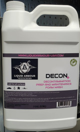 DECON+ Prep and Maintenance Foam Wash (Gallon)