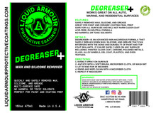 Degreaser + Wax and Grease Remover
