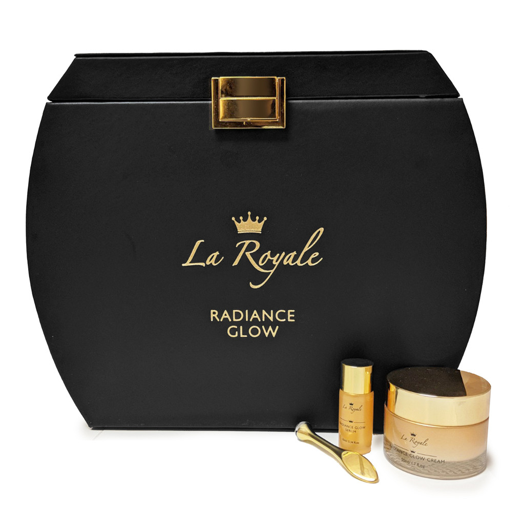Gold Radiance Glow Set
