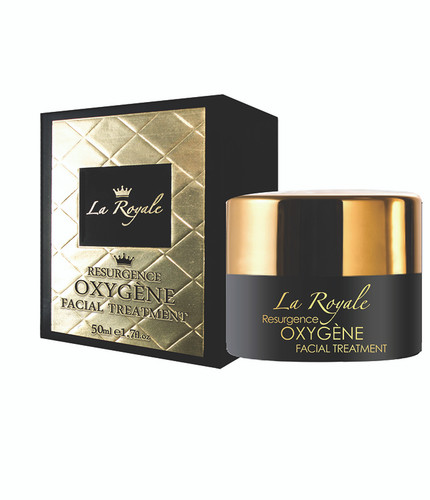 Resurgence Oxygène Facial Treatment