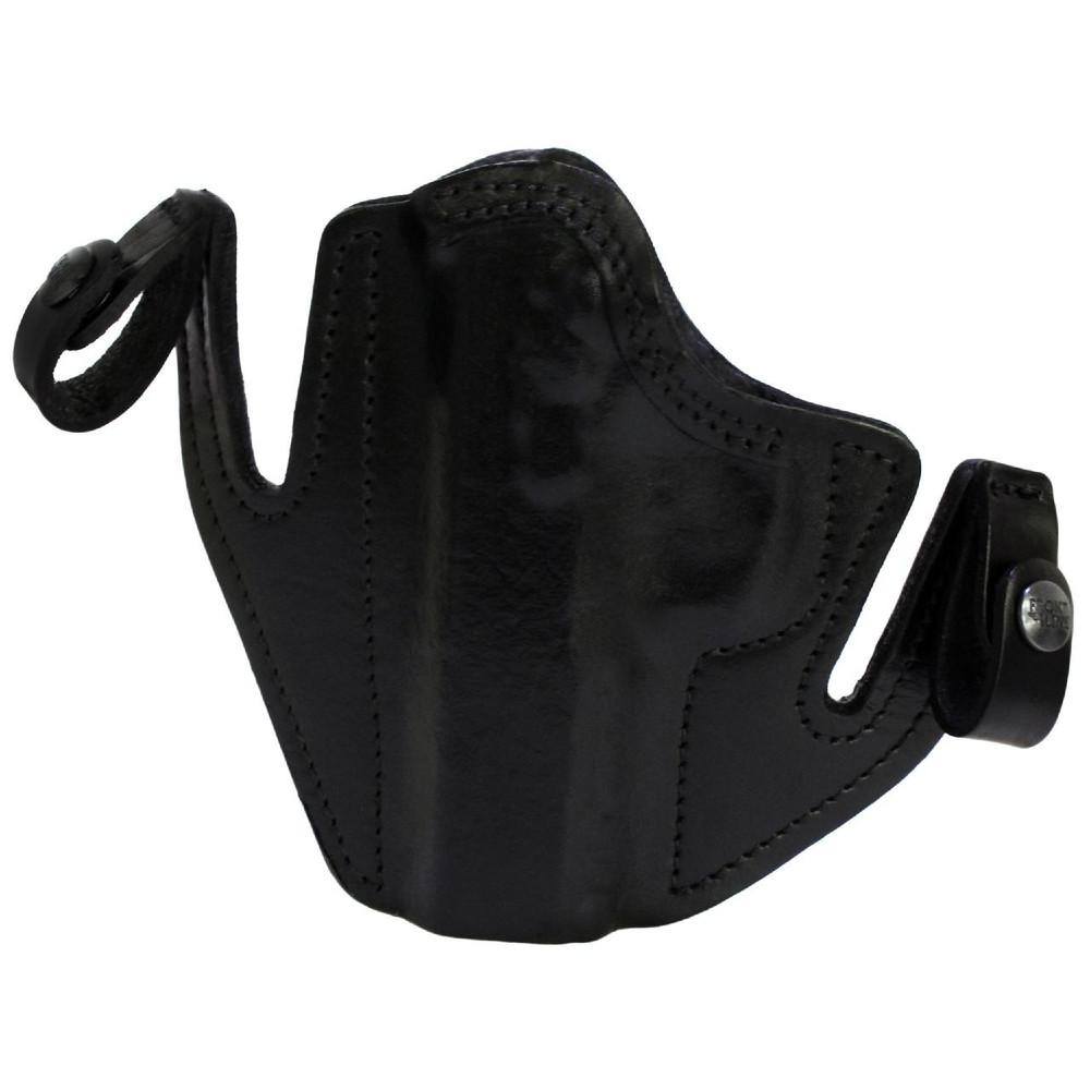 Deep Concealment Tuckable Holster - CZ SP01 Shadow, Black, Left Hand