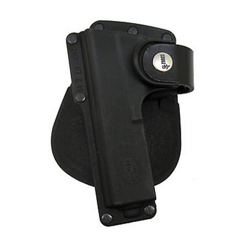 Roto Tactical Speed Holster - Paddle, Left Hand, Glock 17, 22, 31, Ruger  345, SR9, Beretta PX4