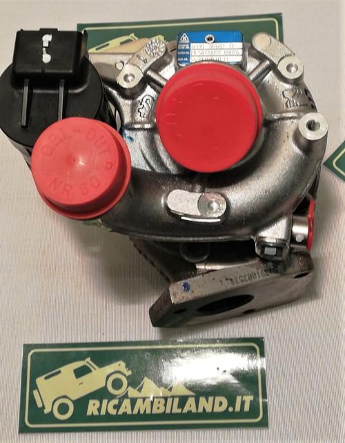 TURBINA DX RRS 3.6 V8