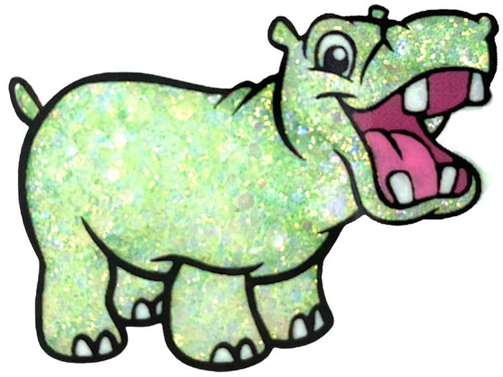 Pastel Chunky Mix Glitter - Pistachio Ice Cream - Light Green Chunky Mix Glitter