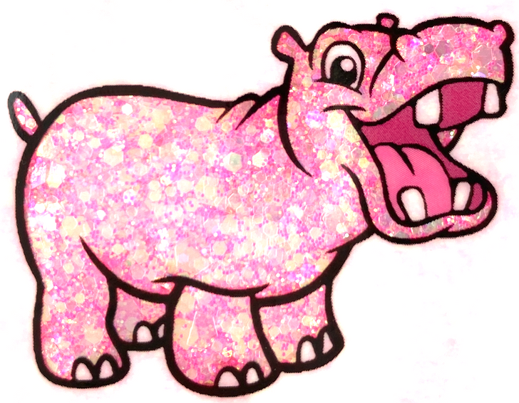 Pastel Chunky Mix Glitter - Erase - Pink Pastel Glitter Mix