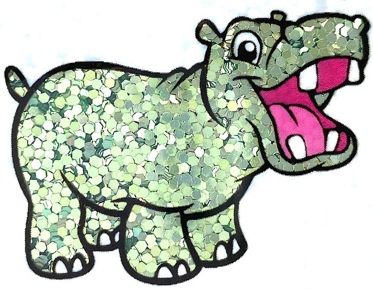 Chunky Glitter - Green Tea Mochi - Clearance
