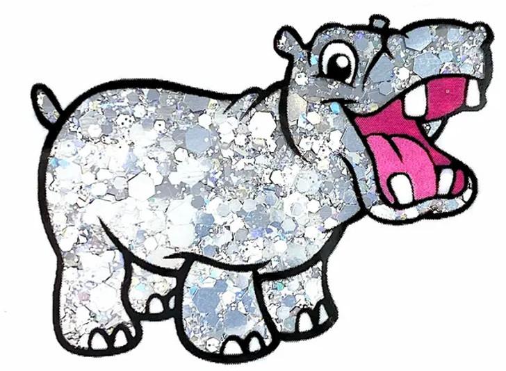 Silver Metallic Chunky Mix - Shine Bright - Glitter Hippo®