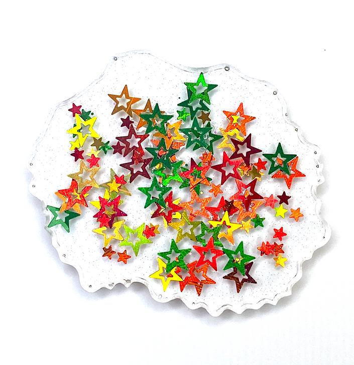 Seasonal Glitter Mix - The Magic of Christmas