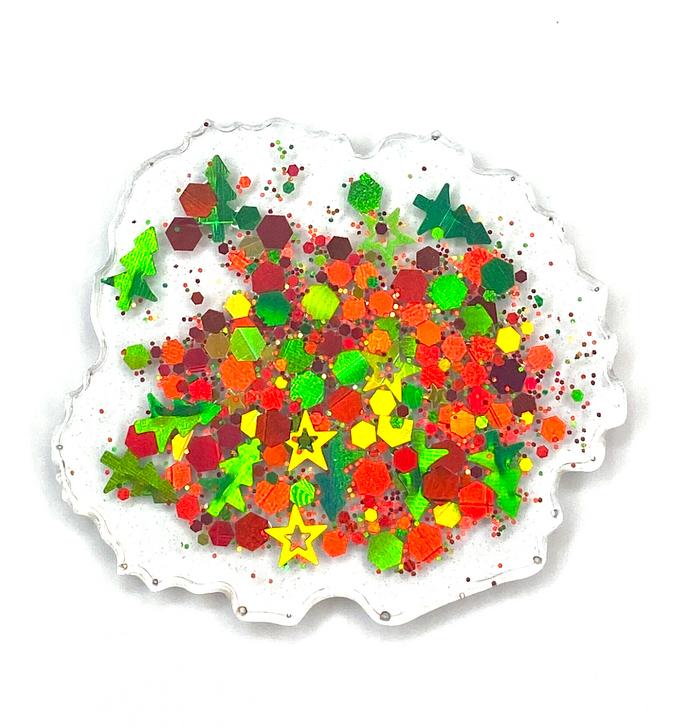 Seasonal Glitter Mix - Christmas Extravaganza