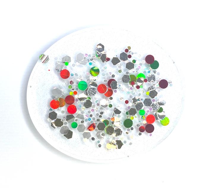 Seasonal Glitter Mix - Heirloom Ornaments