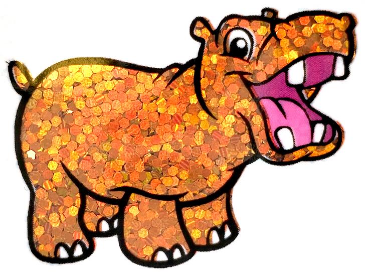 "1/24"" Chunky Holo Glitter - I Don't Carrot All - Orange Holographic Glitter - GlitterHippo.com"