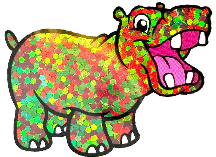 Red & Green Chunky Holographic Glitter Mix - Christmas Holiday Glitter - GlitterHippo.com