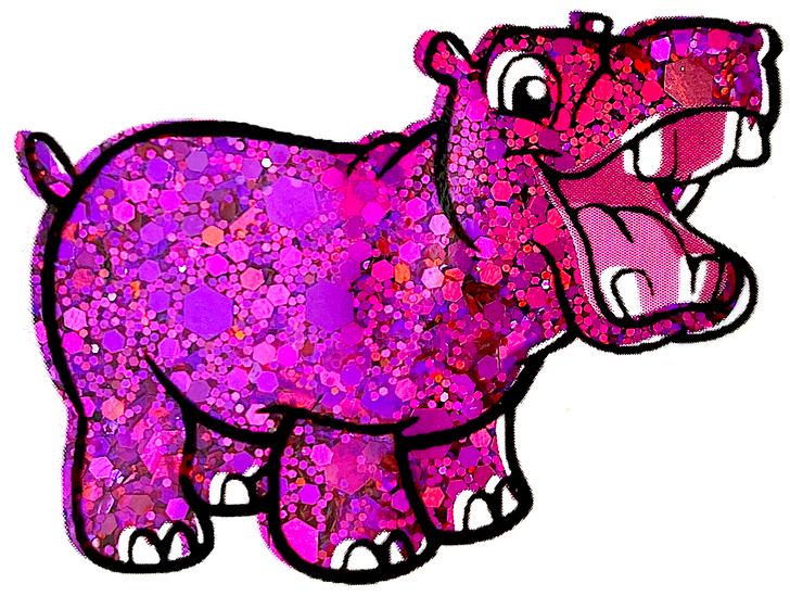 Holo Shift Mix Glitter - Shenanigans - Holographic Color Shifting Chunky Mix Glitter - Glitter for Resin, Glitter for Nails, Glitter for Tumblers, Glitter for Slime - Red, Fuchsia, Purple Glitter