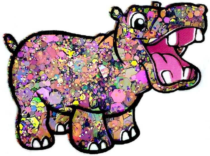 Holo Shift Mix Glitter - Flabbergasted - Holographic Color Shifting Chunky Mix Glitter - Glitter for Resin, Glitter for Nails, Glitter for Tumblers, Glitter for Slime - Purple, Green, Mauve, Teal, Blue Glitter