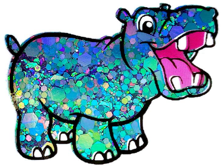 Holo Shift Mix Glitter - Pish Posh - Holographic Color Shifting Chunky Mix Glitter - Glitter for Resin, Glitter for Nails, Glitter for Tumblers, Glitter for Slime