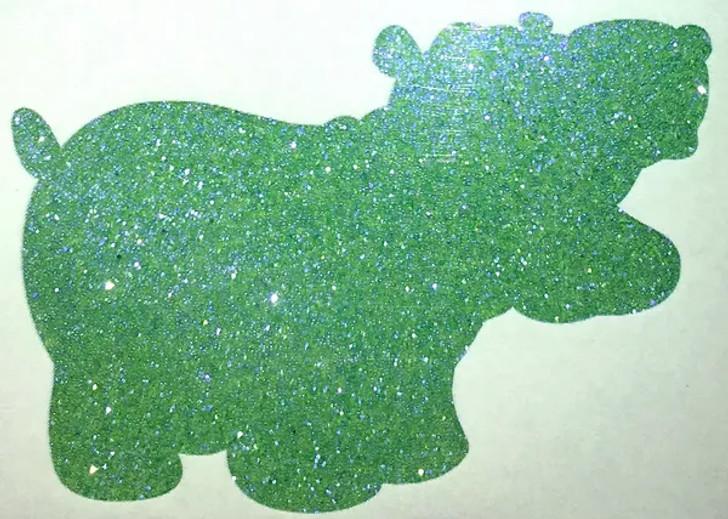 Iridescent Glitter - Radioactive Pond Scum
