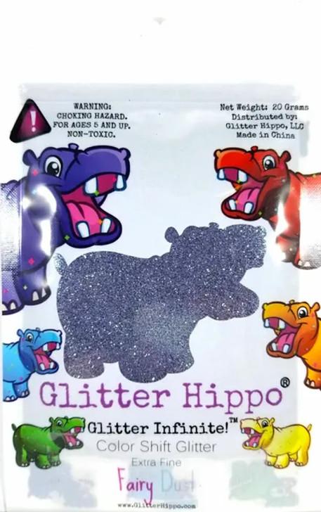 Purple to Light blue Extra Fine Color Shift Glitter - Fairy Dust - Glitter Hippo®