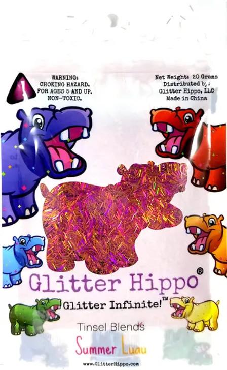 Holographic Tinsel Blend - Summer Luau - Glitter Hippo®