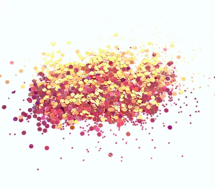 Color Shift Chunky Glitter - Koi Fish