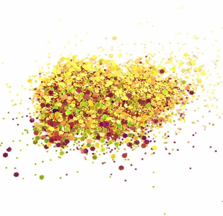 Color Shift Chunky Glitter - Rumpelstiltskin