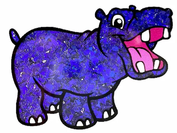 Color Shift Mylar Flakes - All Nighter - Glitter Hippo®