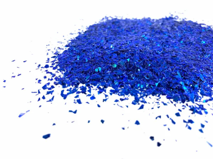 Color Shift Mylar Flakes - Icebreaker - Glitter Hippo®