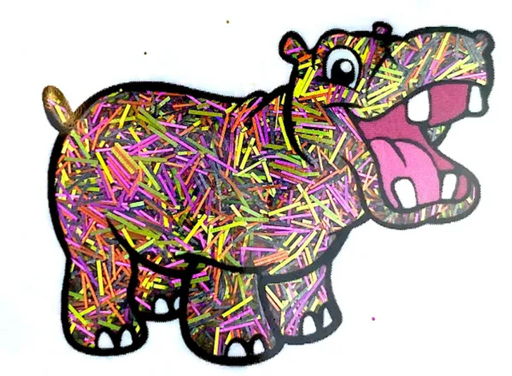 Holographic Tinsel Blend - Halloweentown  - Glitter Hippo®
