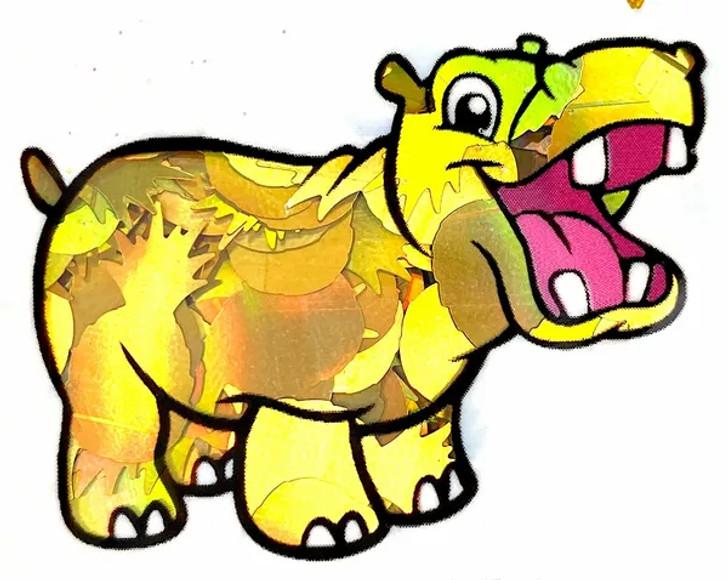 Holographic Shape Glitter - Gold Pineapples  - Glitter Hippo®