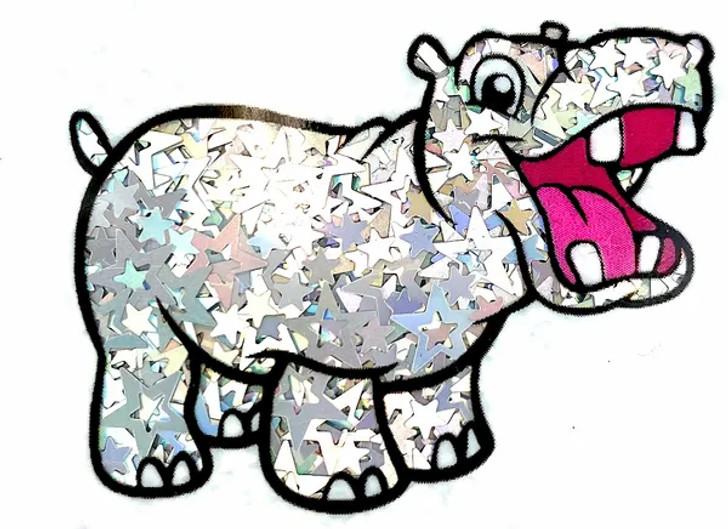 Holographic Shape Glitter - Holo Star Mix  - Glitter Hippo®