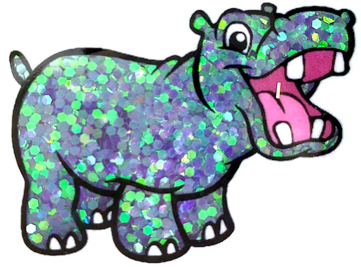 Iridescent Chunky Glitter - Let's Get Kraken - Plum Purple Green Glitter