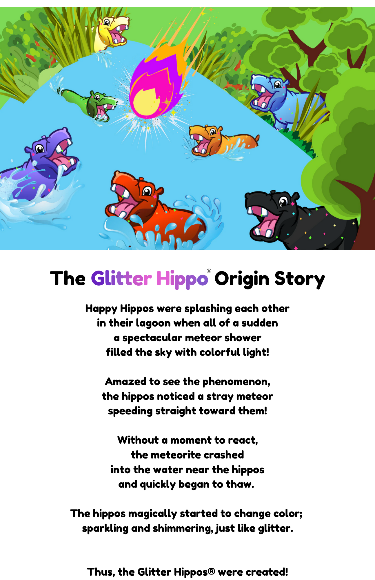 happy-hippos-were-splashing-each-other-in-their-lagoon-when-all-of-a-sudden-a-spectacular-meteor-shower-filled-the-sky-with-colorful-light-amazed-to-see-the-phenomenon-the-hippos-noticed-a-stray-meteor-speeding-str.png