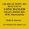 OMC Crazy Jimmy Puppy Drum Rig 4/0