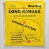One More Cast - Long Ranger River Rig #4 J-Hook w/Beads