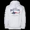 FRG Mens Sweatshirt NC_Marlin Flag Design