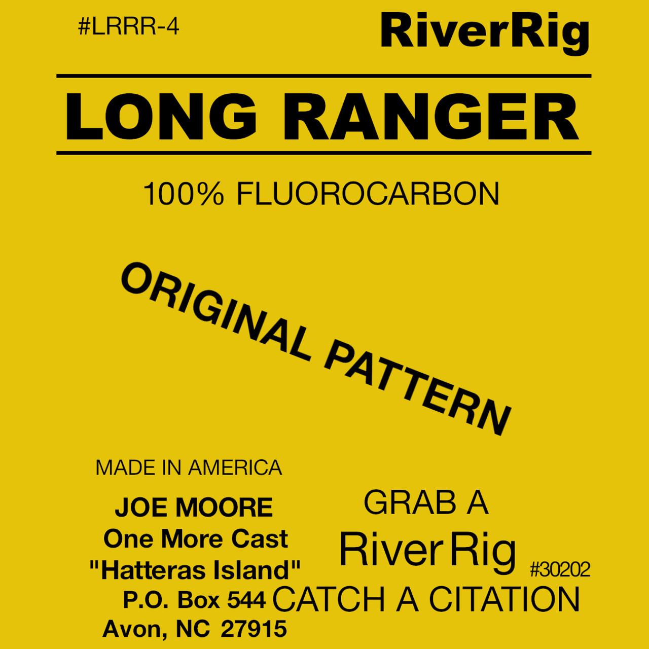 One More Cast - Long Ranger River Rig