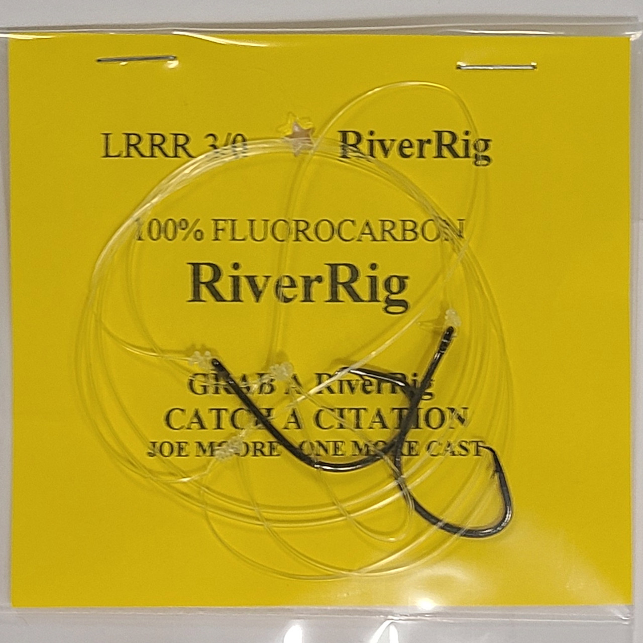 One More Cast - Long Ranger River Rig 3/0 Circle