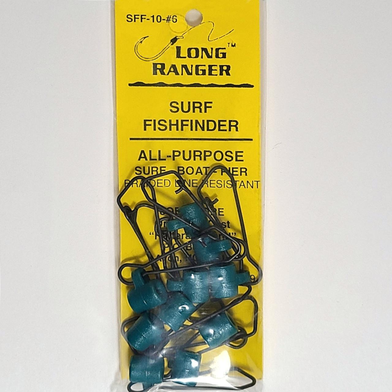 One More Cast - Surf Fishfinder #6 10 Pack